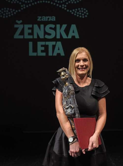 Ženska leta 2017 je Mirela Čorić