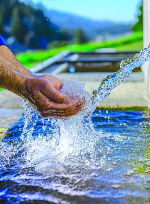 Krasna voda, ki je po 40 letih ne smemo več piti