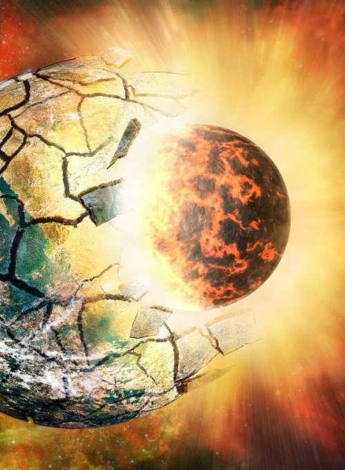 Nibiru, planet, ki prinaša konec sveta?