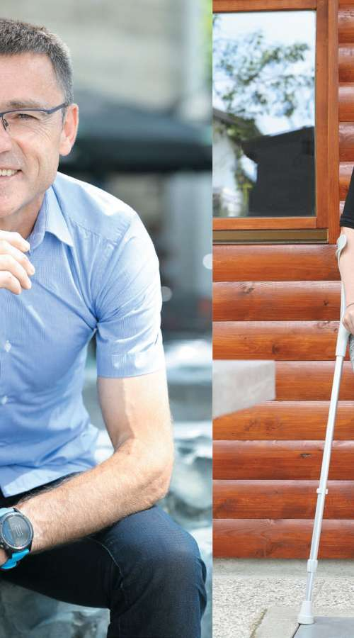 Ni ultramaratona brez bolečin