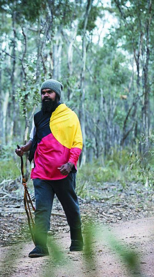 Pohod, dolg 6000 kilometrov, za pravice domorodcev