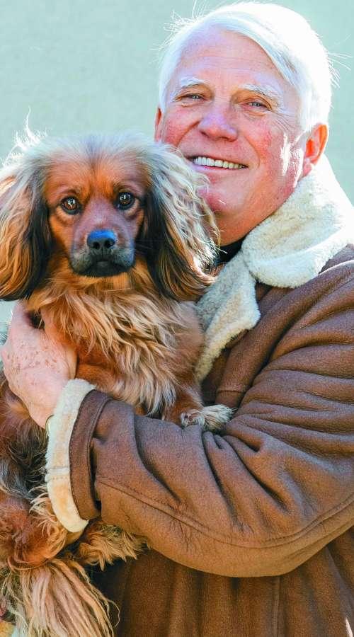 Ko človek pomaga trpeči živali, pomaga sebi