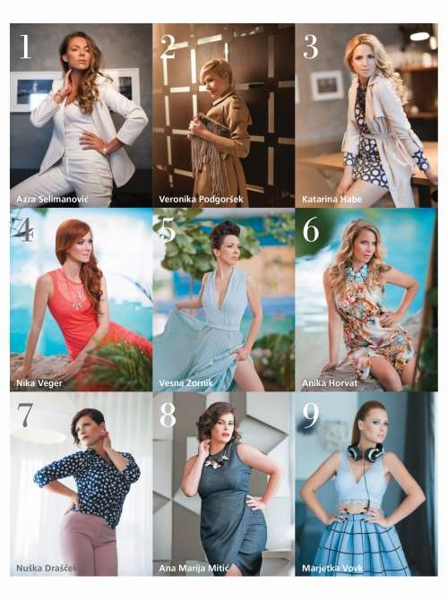 Bliža se izbor Femme Fatale 2015: Glasujte za svojo favoritko!