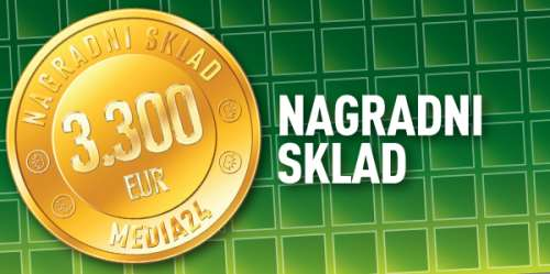 Nagradni sklad Media24 - MAJ 2017