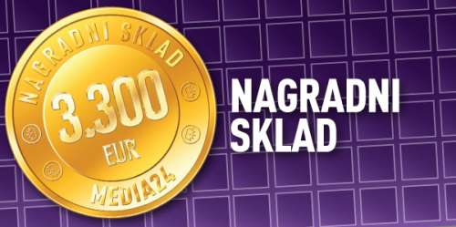 Nagradni sklad Media24 - JULIJ 2017