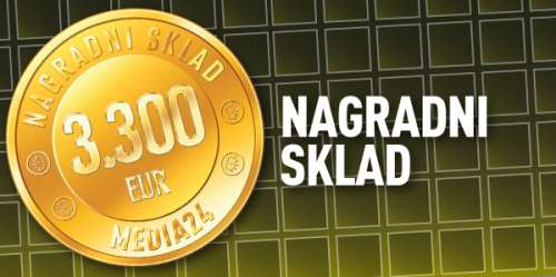 Nagradni sklad Media24 - AVGUST 2017