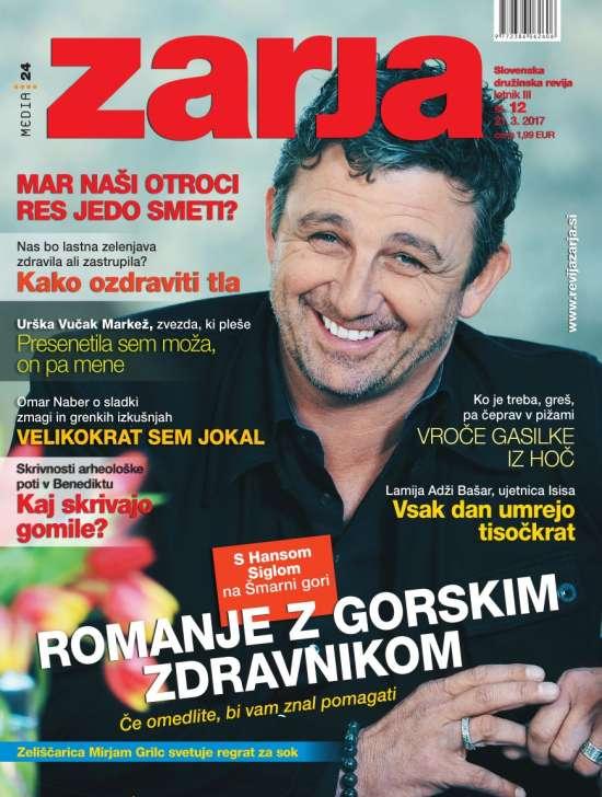 Revija Zarja napovednik
