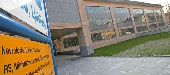 Nevrološka klinika UKC Ljubljana