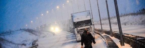 Nove pošilje snega in brutalen mraz s temperaturami več kot minus 20!