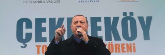 Erdogan Evropejcem: Če boste tako nadaljevali, ne boste mogli varno hoditi po ulicah