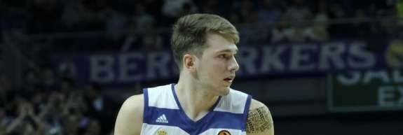Luka Dončić najkoristnejši igralec 3. kroga četrtfinala evrolige
