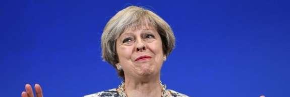"""Mayeva bo šefom EU predstavila """"odprto in velikodušno ponudbo"""""""