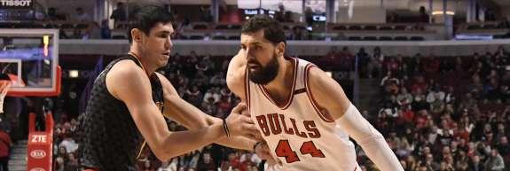 Soigralca pri Chicago Bulls sta se stepla; Mirotić dobil zlomljeno čeljust, Portis pa suspenz