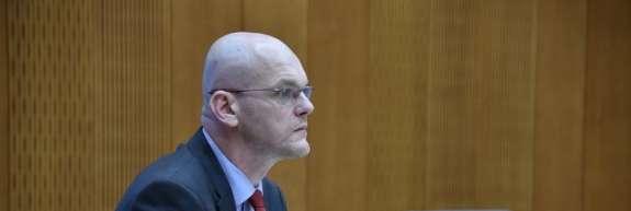 Gorenak: Goran Klemenčič je kršitelj človekovih pravic, upam, da ga doleti usoda Bratuškove