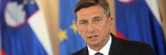 Pahor: Zdi se mi, da mi je predsedniška funkcija pisana na kožo