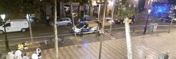 V Španiji prijeli še četrtega osumljenca za teroristična napada; voznik kombija domnevno ubit