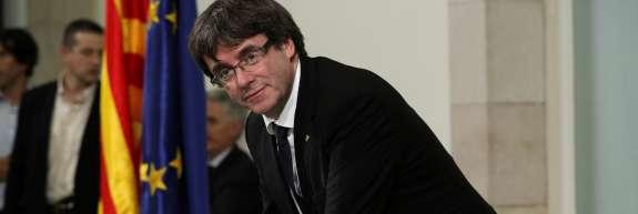 Puigdemont: Katalonijo bom lažje vodil iz Belgije kot iz španskega zapora