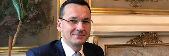 Poljskega premierja napadli zaradi izjave, da so z nacisti sodelovali tudi Judi