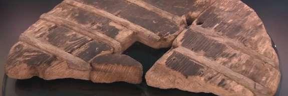 V Pivki razstavljeno najstarejše leseno kolo na svetu, staro kar 5200 let