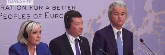 Evropski kongres domoljubov v Pragi: EU mora biti skupnost suverenih držav!