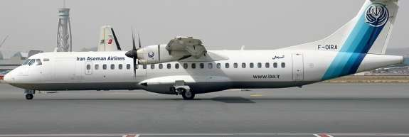 V strmoglavljenju letala v Iranu umrlo vseh 66 ljudi na krovu
