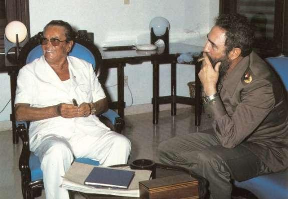 Ljudožerci in vojaška hunta  (Fidel Castro in Josip Broz)