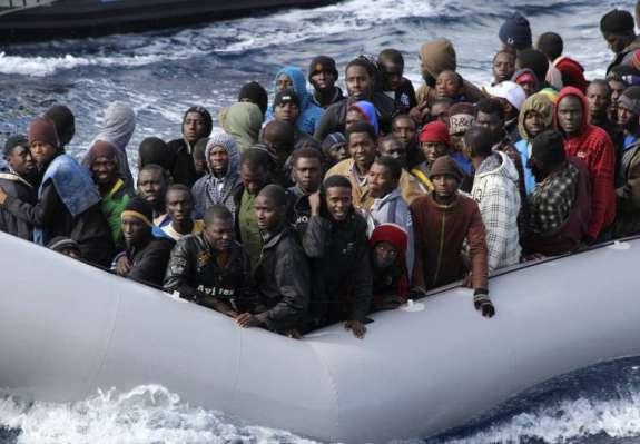 Francozi bodo prošnje za azil preverjali že v Libiji