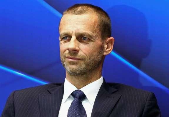 Čeferin bo delil denar: več kot 1,7 milijarde evrov za evropske klube