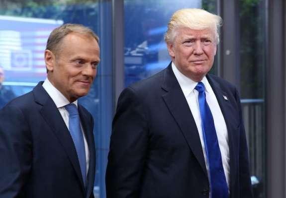 """Ameriški Donald na obisku pri """"našem"""" Donaldu: V čem se razhajata?"""