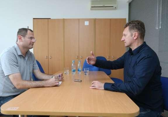 Po intervjuju za Reporter kriminalisti pri Borisu Popoviču takoj izvedli preiskavo