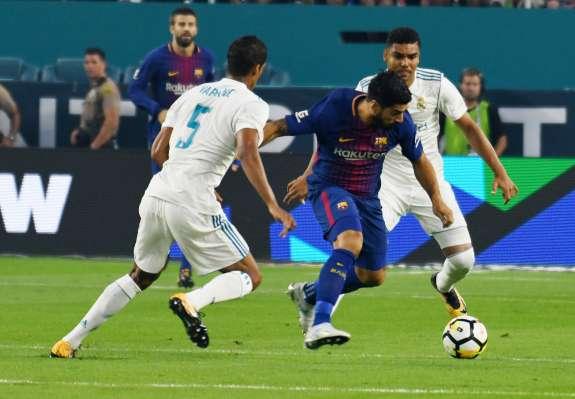 """Real noče """"la lige"""" brez največjega tekmeca Barcelone: razlog je tudi denar"""