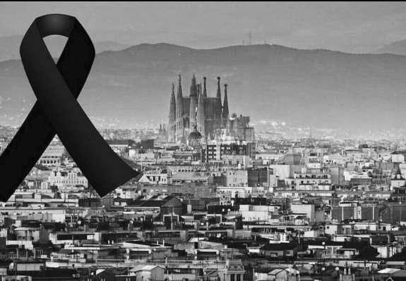 Športni svet obsoja pokol v Barceloni; Messi: Ne bomo se vdali!