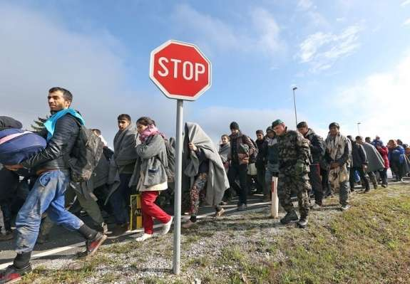 Evrabija: Natančen načrt islamizacije Zahoda z migranti