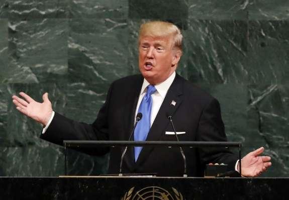 """Trump """"raketnemu možu"""" grozi s popolnim uničenjem; na samomorilski misiji si, sporoča Kim Jong Unu"""
