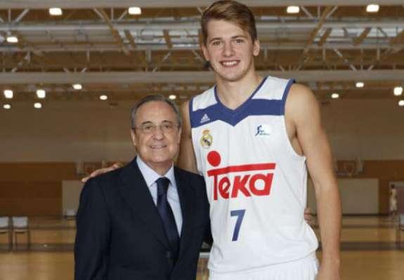 Realov predsednik priznava: Težko bomo zadržali Luko Dončića, liga NBA je njegova realnost