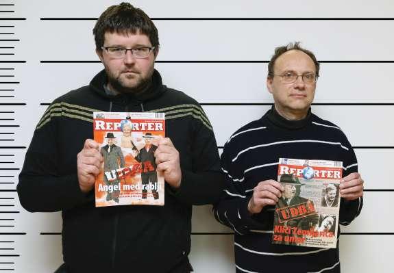 Udbovski šef Janez Zemljarič bo spet prikorakal na sodišče: pričelo se bo sojenje Igorju Kršinarju in Primožu Lavretu