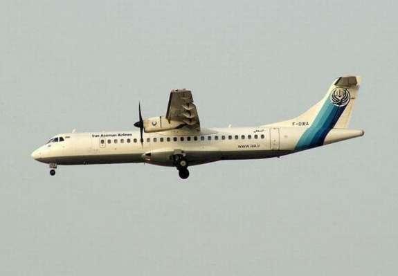 V Iranu našli razbitine letala, ki je strmoglavilo s 66 ljudmi na krovu