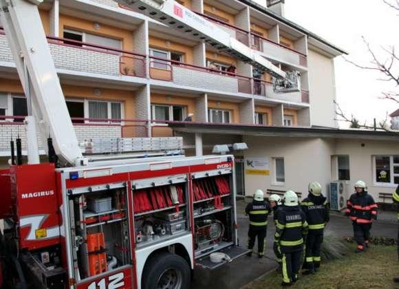 V Črnomlju po požaru v domu starejših občanov danes strokovni ogled