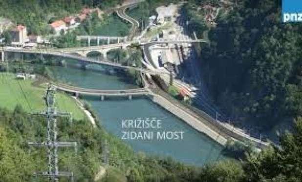 Vlada blizu podpisa pogodbe za gradnjo hidroelektrarn na srednji Savi