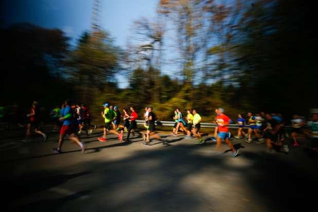 Rudarski maraton in zapore cest