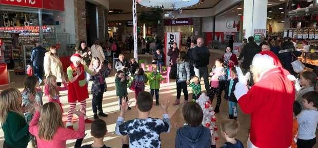 FOTO&VIDEO: Krkin Dan nakupov in zabave uspel maksimalno