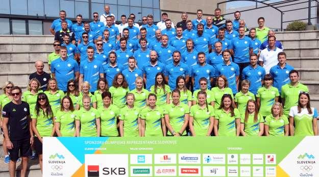 To so dekleta in fantje, ki bodo Slovenijo zastopali na OI (foto)