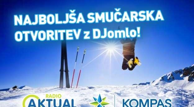Kompas in Aktual skupaj na Ski opening v Matrei!