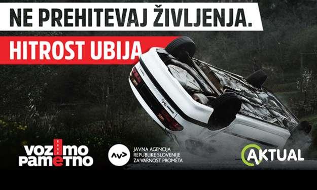 Umirite hitrost in osvojite tečaj varne vožnje!