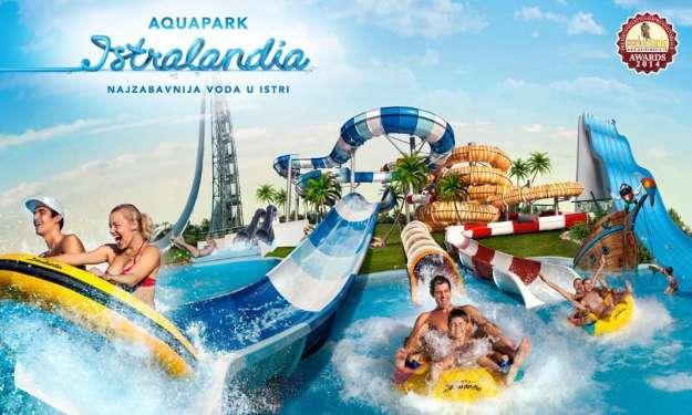 Koga čaka brezplačno poletno doživetje v AQUAPARKU ISTRALANDIJA?