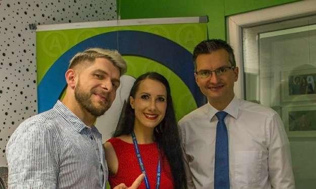 """Marjan Šarec: """"V avtu mi obvezno igra Aktual!"""""""