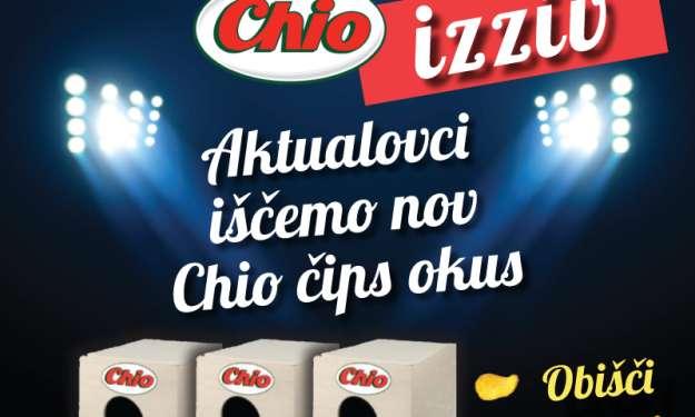 Sprejmite Chio izziv!