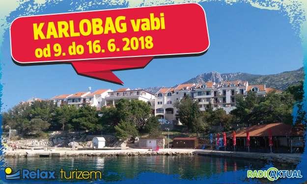 Aktual & Relax vas letos peljeta v KARLOBAG!