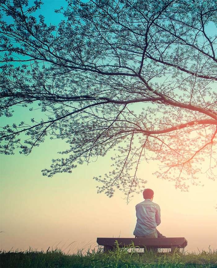 Mirni … sredi ponorelega sveta
