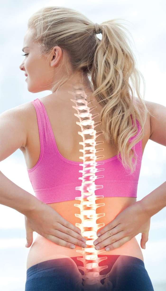 Bi si pomladili hrbtenico?